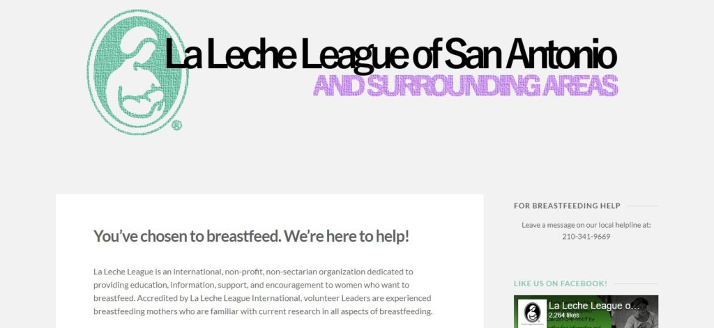 La Leche League of San Antonio