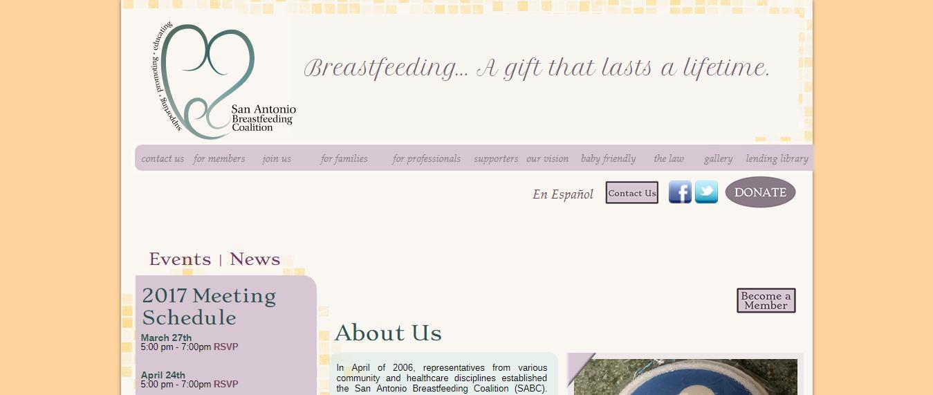 San Antonio Breastfeeding Coalition