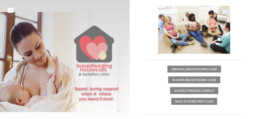 Breastfeeding Housecalls