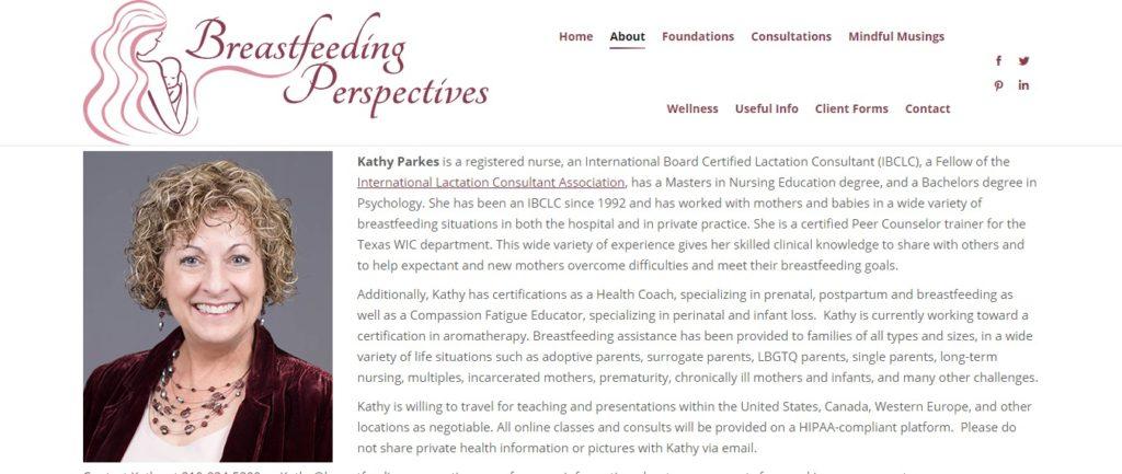 Breastfeeding Perspective