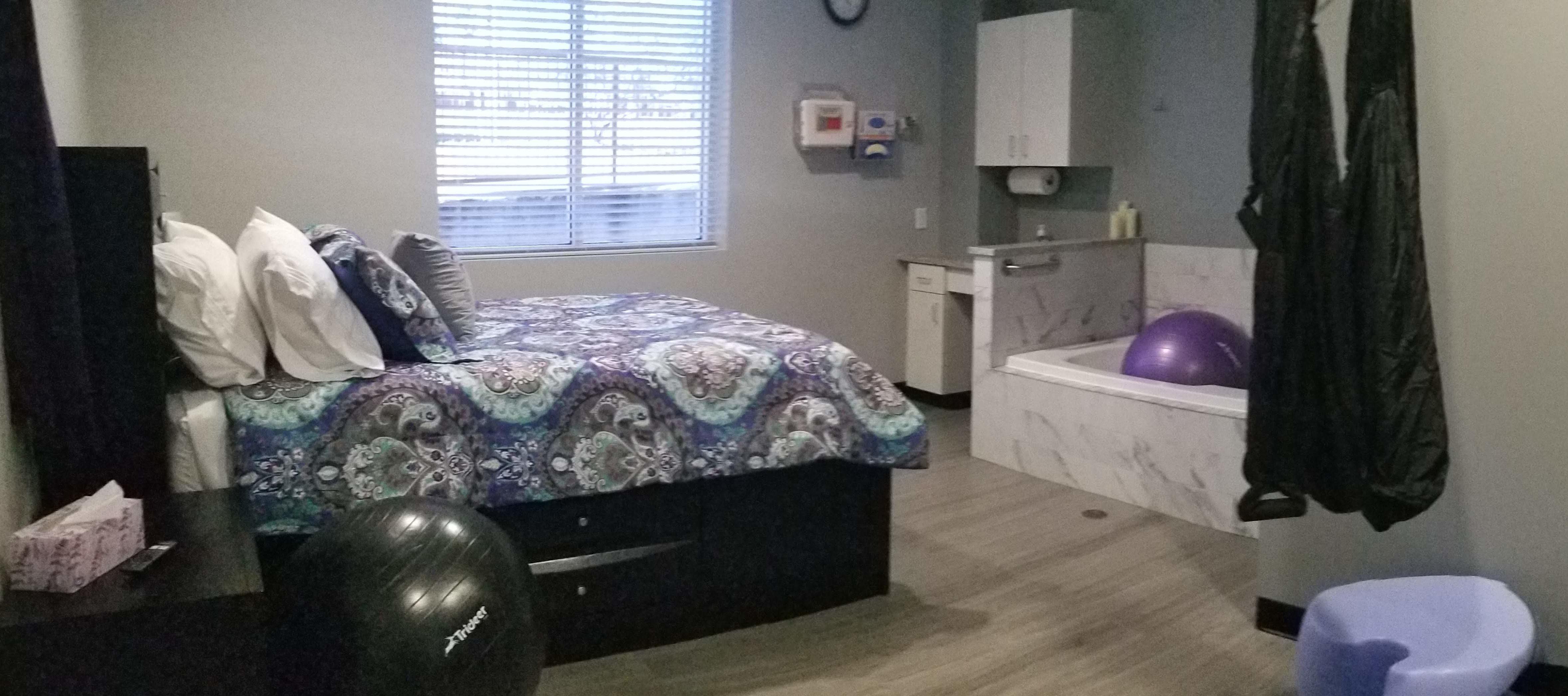 ADA Birthing suites